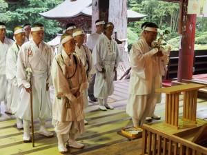 北口本宮浅間神社に参詣