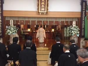 式年慰霊祭