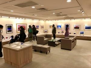 高島屋新宿店 美術画廊
